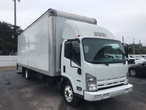 2011 Isuzu NRR for sale at LB Auto Trading in Orlando FL