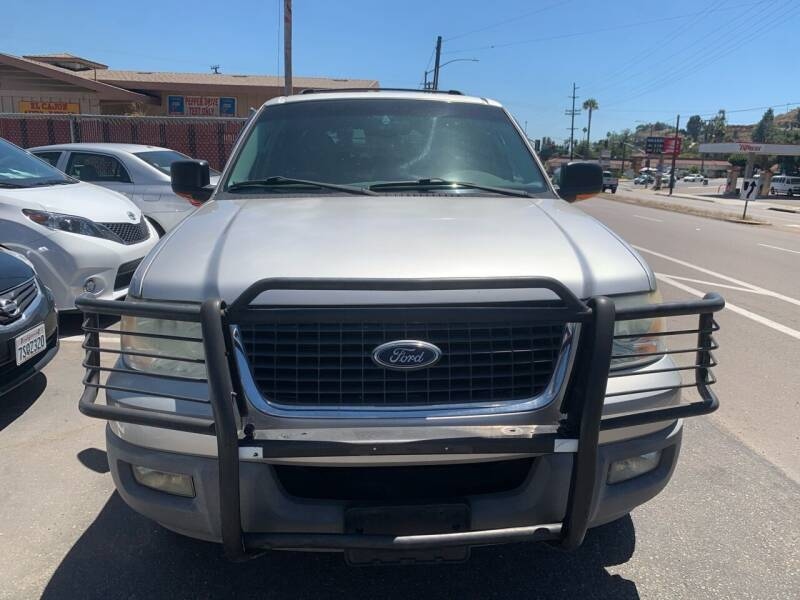 2003 Ford Expedition for sale at Aria Auto Sales in El Cajon CA
