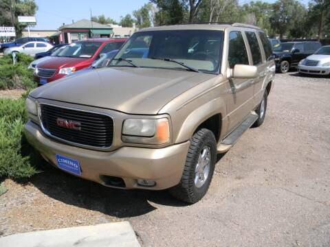 used 1999 gmc yukon for sale carsforsale com used 1999 gmc yukon for sale