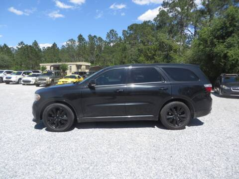 2013 Dodge Durango for sale at Ward's Motorsports in Pensacola FL