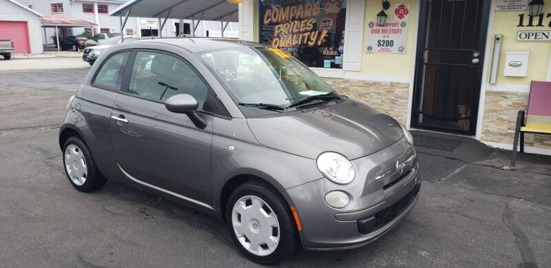 2012 FIAT 500 for sale at ANYTHING ON WHEELS INC in Deland FL