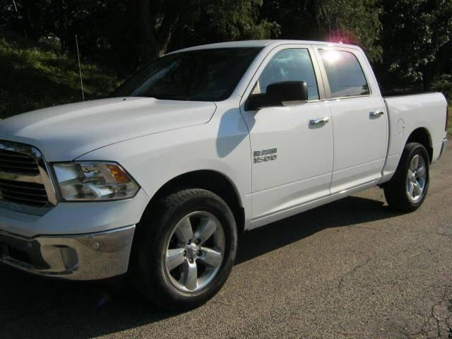 2016 RAM Ram Pickup 1500 for sale at Matteson Motors Inc in Phillipsburg KS