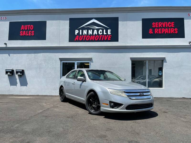 2010 Ford Fusion for sale at Pinnacle Automotive Group in Roselle NJ