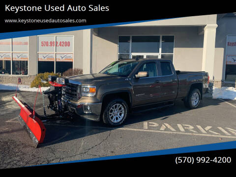 2015 GMC Sierra 1500 for sale at Keystone Used Auto Sales in Brodheadsville PA