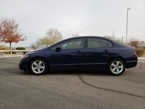 2007 Honda Civic for sale at RAFIKI MOTORS in Henderson NV