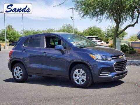 2018 Chevrolet Trax for sale at Sands Chevrolet in Surprise AZ