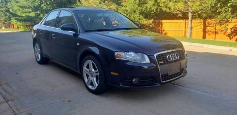 2008 Audi A4 for sale at Auto Choice in Belton MO