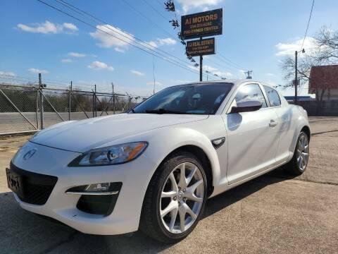 2009 Mazda RX-8 for sale at AI MOTORS LLC in Killeen TX