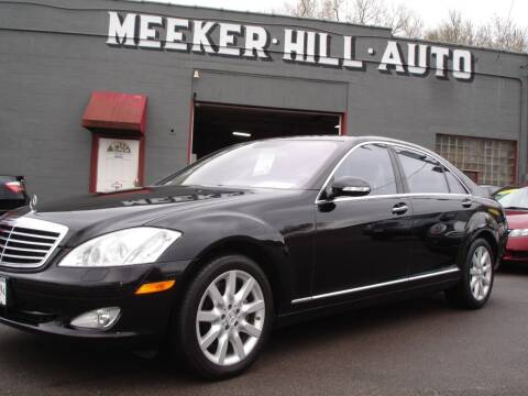 2007 Mercedes-Benz S-Class for sale at Meeker Hill Auto Sales in Germantown WI