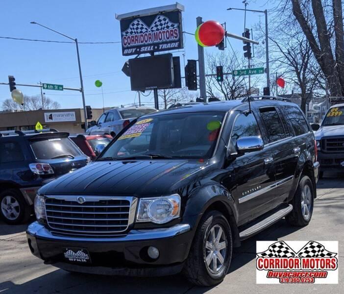 2008 Chrysler Aspen for sale at Corridor Motors in Cedar Rapids IA