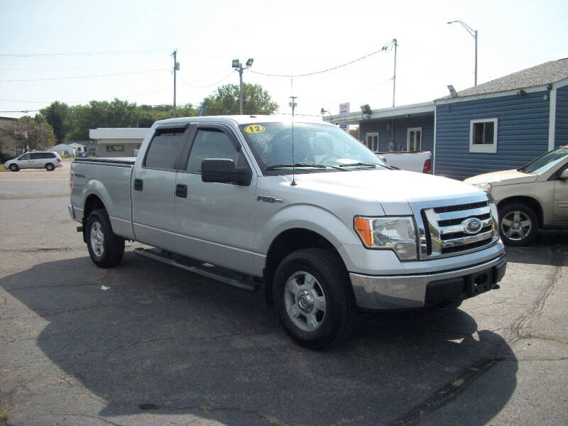 2012 Ford F-150 for sale at USED CAR FACTORY in Janesville WI