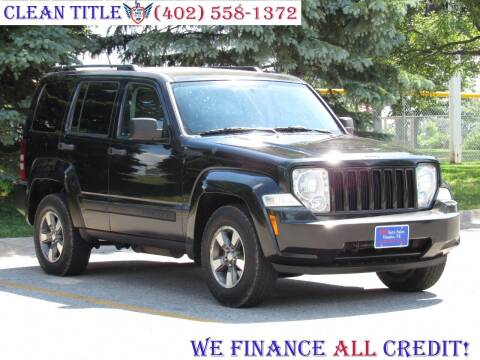2008 Jeep Liberty for sale at NY AUTO SALES in Omaha NE