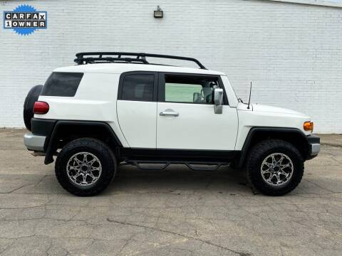 2013 Toyota FJ Cruiser for sale at Smart Chevrolet in Madison NC