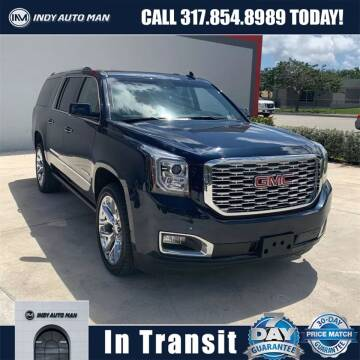 2019 GMC Yukon XL for sale at INDY AUTO MAN in Indianapolis IN