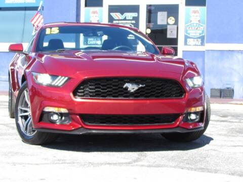 2015 Ford Mustang for sale at VIP AUTO ENTERPRISE INC. in Orlando FL