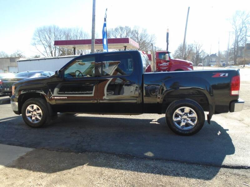2009 GMC Sierra 1500 for sale at Nelson Auto Sales in Toulon IL