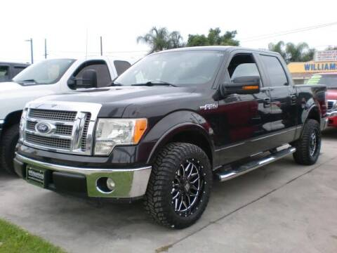 2010 Ford F-150 for sale at Williams Auto Mart Inc in Pacoima CA