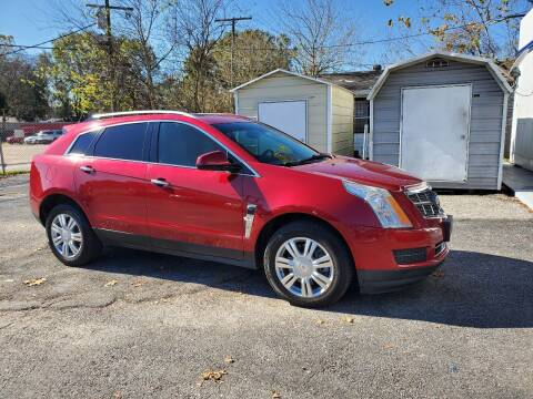 2010 Cadillac SRX for sale at Bill Bailey's Affordable Auto Sales in Lake Charles LA