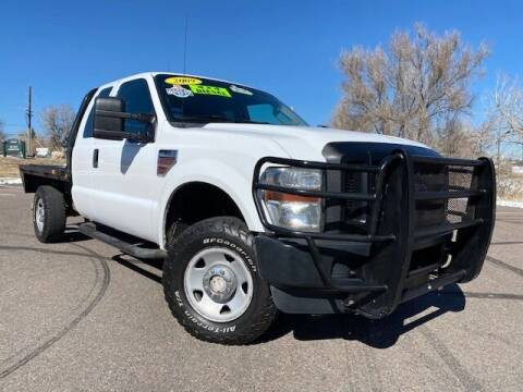 2009 Ford F-250 Super Duty for sale at UNITED Automotive in Denver CO
