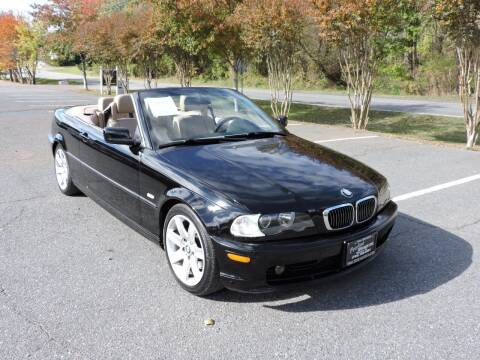 2002 BMW 3 Series for sale at Pristine Auto Sales in Monroe NC