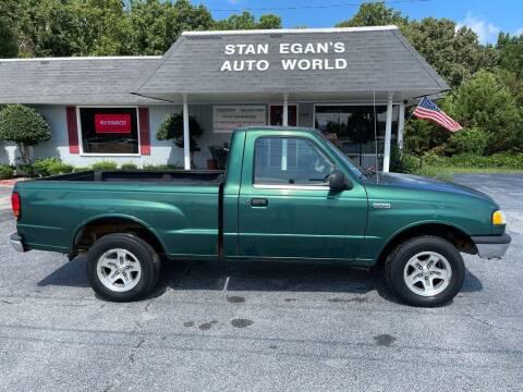 1999 Mazda B-Series Pickup for sale at STAN EGAN'S AUTO WORLD, INC. in Greer SC