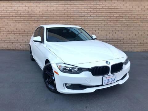 2015 BMW 3 Series for sale at MK Motors in Sacramento CA