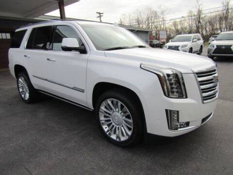 2020 Cadillac Escalade for sale at Specialty Car Company in North Wilkesboro NC
