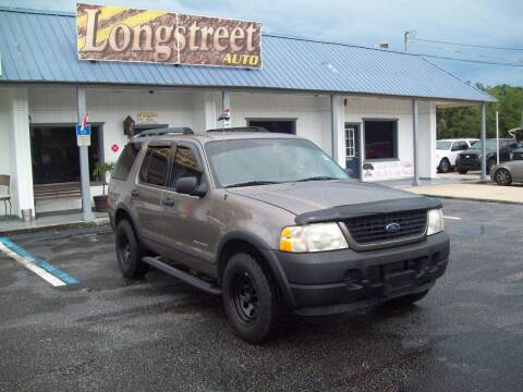 2005 Ford Explorer for sale at LONGSTREET AUTO in Saint Augustine FL