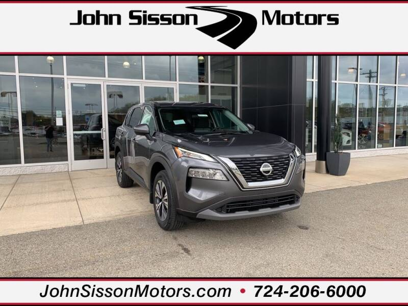 2021 Nissan Rogue for sale in Pittsburgh, PA