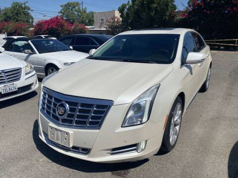 2013 Cadillac XTS for sale at AutoHaus Loma Linda in Loma Linda CA