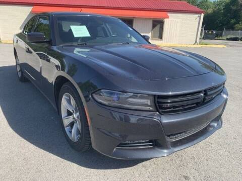 2017 Dodge Charger for sale at Parks Motor Sales in Columbia TN