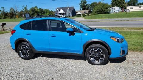 2017 Subaru Crosstrek for sale at 220 Auto Sales in Rocky Mount VA