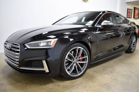 2018 Audi S5 Sportback for sale at Thoroughbred Motors in Wellington FL