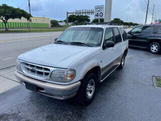 1997 Ford Explorer for sale at Turnpike Motors in Pompano Beach FL