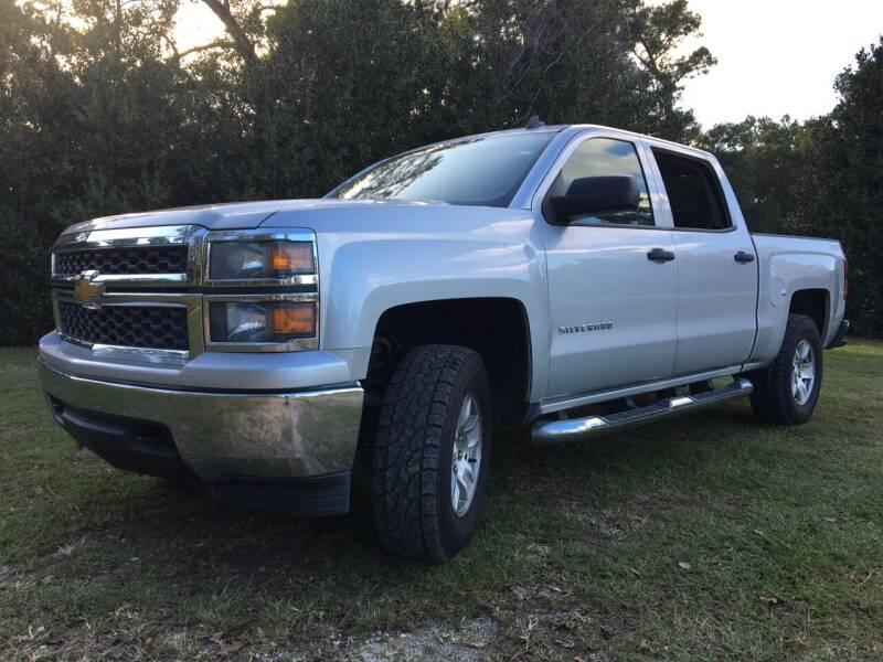 2014 Chevrolet Silverado 1500 for sale at Showroom Auto Sales of Charleston in Charleston SC