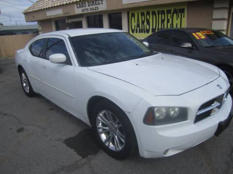 2010 Dodge Charger for sale at Cars Direct USA in Las Vegas NV