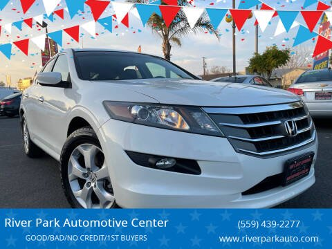 2012 Honda Crosstour for sale at River Park Automotive Center in Fresno CA