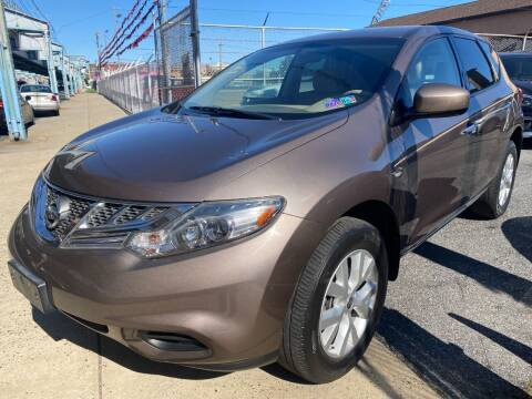 2014 Nissan Murano for sale at The PA Kar Store Inc in Philladelphia PA