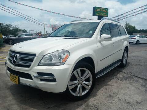 2012 Mercedes-Benz GL-Class for sale at Pasadena Auto Planet in Houston TX