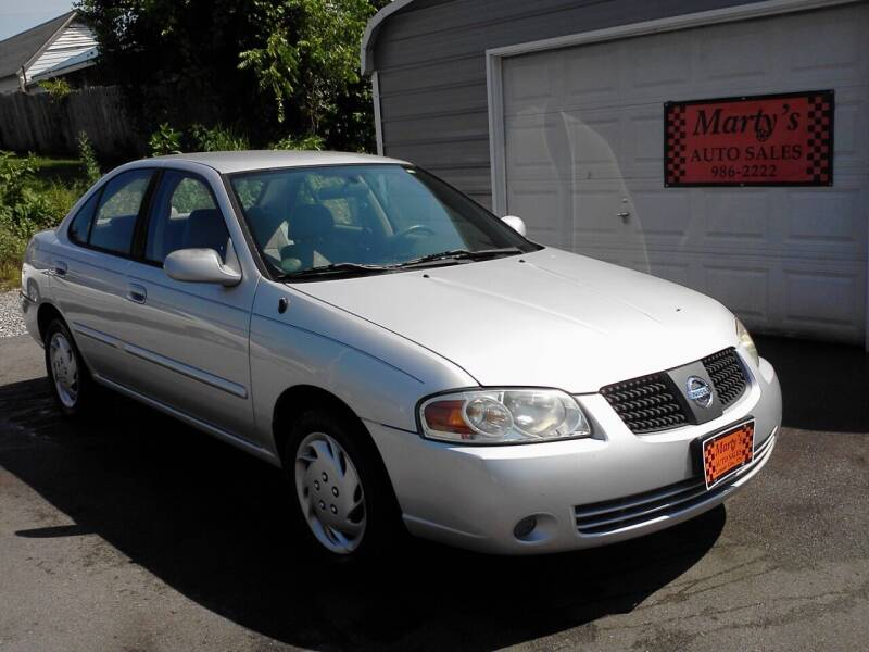 2006 Nissan Sentra for sale at Marty's Auto Sales in Lenoir City TN