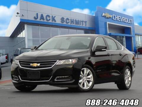 2018 Chevrolet Impala for sale at Jack Schmitt Chevrolet Wood River in Wood River IL