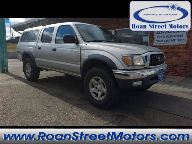 2002 Toyota Tacoma for sale at PARKWAY AUTO SALES OF BRISTOL - Roan Street Motors in Johnson City TN