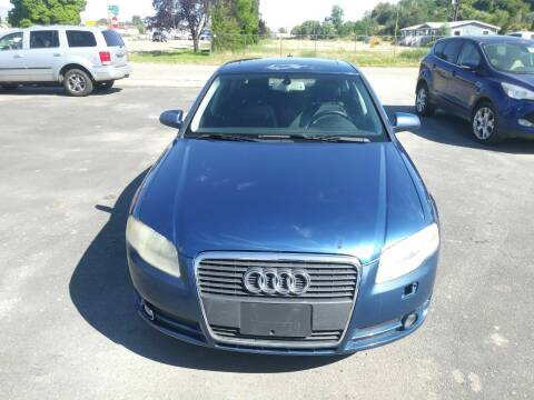 2005 Audi A4 for sale at Marvelous Motors in Garden City ID