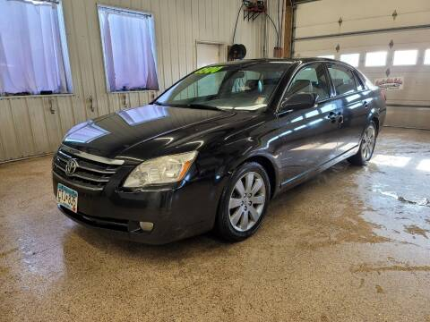 2005 Toyota Avalon for sale at Sand's Auto Sales in Cambridge MN