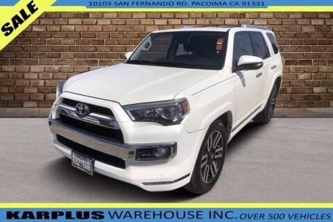 2015 Toyota 4Runner for sale at Karplus Warehouse in Pacoima CA