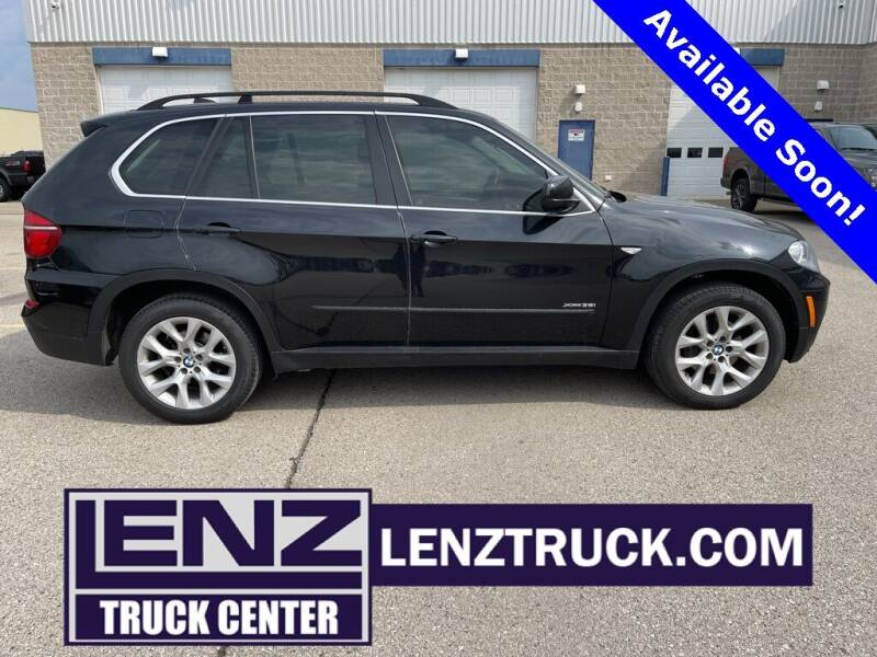 2013 BMW X5 for sale at LENZ TRUCK CENTER in Fond Du Lac WI