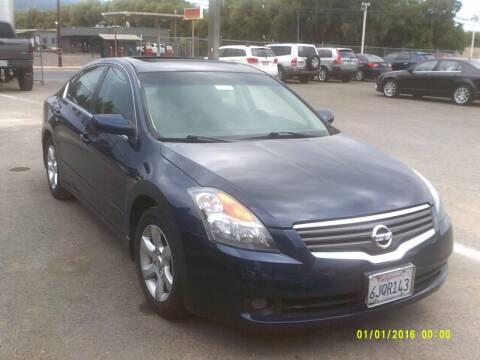 2009 Nissan Altima for sale at Mendocino Auto Auction in Ukiah CA