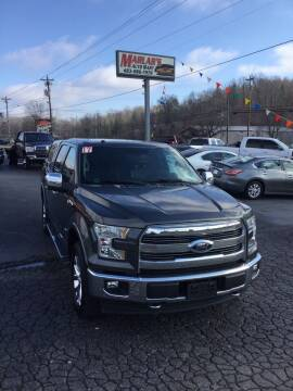 2017 Ford F-150 for sale at MARLAR AUTO MART SOUTH in Oneida TN