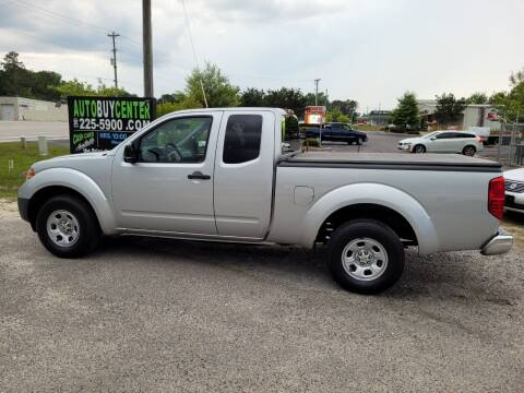 2014 Nissan Frontier for sale at AutoBuyCenter.com in Summerville SC