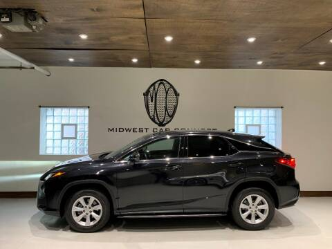 2017 Lexus RX 350 for sale at Midwest Car Connect in Villa Park IL